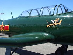 "Nanchang CJ-6B 6 • <a style=""font-size:0.8em;"" href=""http://www.flickr.com/photos/81723459@N04/28758042052/"" target=""_blank"">View on Flickr</a>"