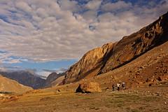 Askole: Journey's end (Shahid Durrani) Tags: biafo glacier karakorams gilgit baltistan pakistan