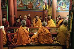 Monastere de Spituk (jacques-tati) Tags: spituk village moines lamas ladakh monastre bouddhisme himalaya jammucashmire inde