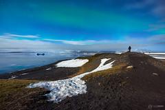 Don't dream ... be there ! (CResende) Tags: d810 iceland photographer aurora borealis nature northernlights glacier jokulsarlon worlddayphotography travel dream landscape cresende