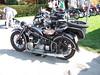 BMW R 12 Gespann - 1936 (John Steam) Tags: oldtimertreffen vintage meeting mehring teisendorf bayern germany 2016 motorcycle motorrad motorbike gespann seitenwagen sidecar oldtimer bmw r12 1936 beiwagen einvergaser