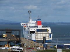 15 04 11 Rosslare   (17) (pghcork) Tags: ireland ferry wexford ferries rosslare stenaline irishferries