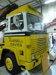 SRT 634M (markkirk85) Tags: museum easter russell egg transport 110 super davis ipswich hunt scania srt 2015 634m srt634m