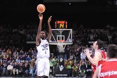 Okaro White (BasketInside.com) Tags: italy sport bologna ita pallacanestro virtus
