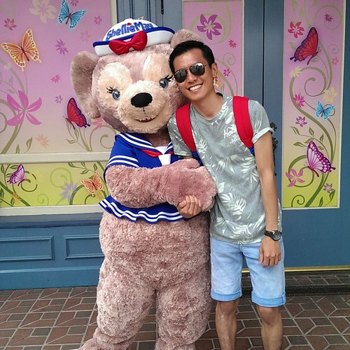 還我Duffy #ShellieMay #Disneyland  #HongKong