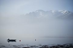 a little blue (Dove*) Tags: blue scotland boat select sealoch westcoastofscotland