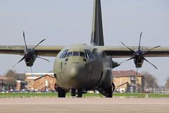 ZH870 C-130J Royal Air Force (eigjb) Tags: plane airplane airport force aircraft aviation military air transport royal norton april lockheed hercules spotting raf c130 airbase 2015 c130j bzn brize c30j zh870 egvn