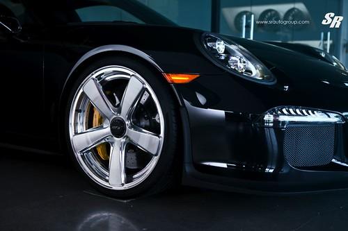 Porsche 911 GT3 от SR Auto Group
