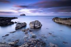 Bass Rock (MacLeanPhotographic) Tags: landscape scotland big lee fujifilm stopper bassrock eastlothian seacliffe xt1 lee09ndgrad fujinon55200f35f48 fujinonxf1024mmf4rois