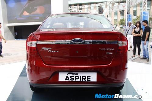 2015 Ford Figo Aspire 30