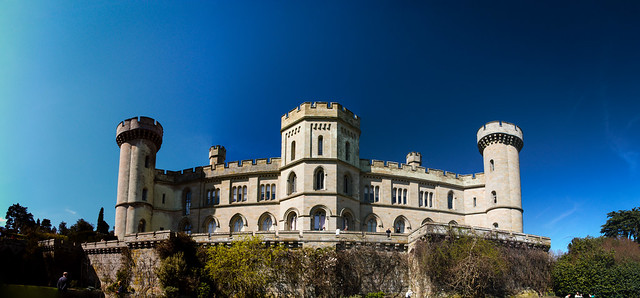 Eastnor Castle Wide