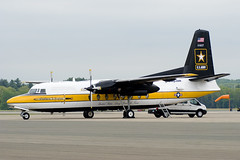 Golden Knights Fokker C-31A Troopship - Great New England Air Show 2015 (adcr