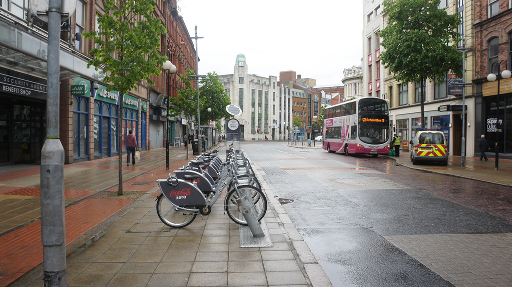 BELFAST BICYCLE SHARE SCHEME [NOW OPERATIONAL] REF-104842