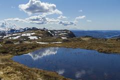 Rundemanen mountain / Bergen / Norway (Vitalijs Rusanovs) Tags: mountain norway landscape bergen sevenmountains rundemanen canon550d vitalijsrusanovs