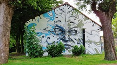 Stanz / Brugge - 11 jul 2016 (Ferdinand 'Ferre' Feys) Tags: streetart graffiti belgium belgique brugge belgi urbanart bruges graff graffitiart sts arteurbano artdelarue jasta stanz urbanarte jastacrew
