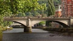 Pont de la Sambre (Yasmine Hens) Tags: bridge water river europa flickr belgium ngc pont namur hens yasmine wallonie sambre world100f iamflickr flickrunitedaward hensyasmine