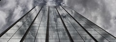On reflection (maf863) Tags: reflection london canon skyscrapper somethingdifferent throgmortonstreet 700d canon700d