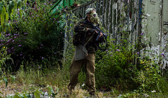 _DSC6320 (CraigSeers) Tags: airsoft roleplay rp weapon apocalypse abandoned urbex survivor army millitary wasteland old