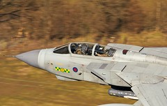 hold on tight in the back!! (Dafydd RJ Phillips) Tags: 300m f28 canon eos7d pilot covkpit military combst wales snowdonia low level mach loop royal air force raf marham panavia tornado gr4