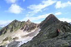 La Lunga Traversata (Roveclimb) Tags: mountain alps suisse hiking mountaineering alpinismo svizzera alpi montagna klettern alpinism splugen spluga escursionismo suretta graubunden grigioni seehorn rothornli surettaluckli