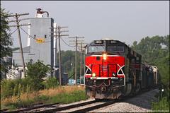 IAIS 513 (Justin Hardecopf) Tags: iais iowainterstate 513 rockisland heritage es44ac cbbi manifest mcclelland iowa railroad train
