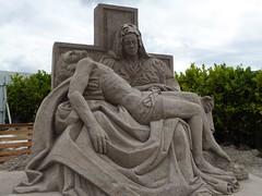 Piet van Michelangelo by Baldrick Buckle, Sandsculptures Sneek 2016 (Alta alatis patent) Tags: michelangelo sandsculpture sneek piet baldrickbuckle