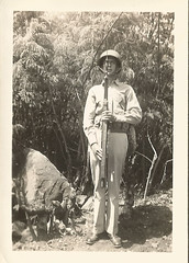 Scan_20160706 (73) (janetdmorris) Tags: world 2 history monochrome century america vintage army hawaii us war pacific military wwii grandfather monochromatic front 1940s ii ww2 granddaddy forties 20th usarmy allies allied