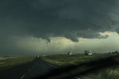 Just after the tornado (PhotoStorm22) Tags: storm thunderstorm tstorm hail hailstorm wyoming wy cheyenne cloud clouds sky