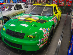 Hendrick Motorsports Museum (Anthony's Olympus Adventures) Tags: hendrick hms museum hendrickmotorsports nascar car motorsport racing exhibit trophy racecar vehicle charlotte concordnc america usa shop store daysofthunder coletrickle movieprop tomcruise movie