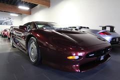 !!!!! (Donato Tummillo) Tags: old canada wow insane crazy bc power fast victoria british jaguar expensive loud rare supercar sportscar v6 topgear dualexhaust rwd xj220
