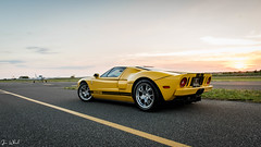 Airport. (Jon Wheel) Tags: ford newjersey airport exotic gt oceancity supercar