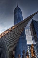 One World Trade Center (Digital Traveler) Tags: newyork unitedstates wtc freedomtower manhattan