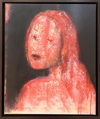 Mdchen_rot_99775 (tombomba2) Tags: kunst malerei manonheupel nnkunstpreis art fullresolution painters painting bayern deutschland nrnberg