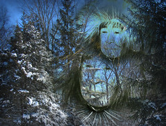 The Ancients (bethrosengard) Tags: bethrosengard photomanipulation digitallyenhanced photoart digitalmagic digitalart