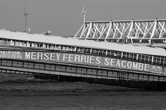 Mersey Ferries Seacombe (frisiabonn) Tags: seacombe ferry ferries mersey river marine terminal gangway water merseyside wirral liverpool platform floating transportation birkenhead uk great britain england united kingdom maritime