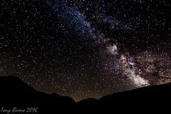 STARS IN THE PYRENEES (TONY-BUENO - Barcelona) Tags: canon eos 70d pirineo night nocturna nighshoot noche stars estrellas milk milkway vialactea largaexposicion longexposure