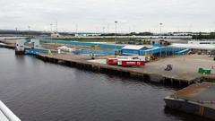 Port of Tyne Ferry Terminal (andrewjohnorr) Tags: tyne dfds ferry kingseaways