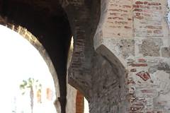 Detalle del interior de la Puerta de Jerez.Tarifa (Paxtorino) Tags: arcodeherradura puertadejerez tarifa spain espagne espaa cdiz andaluca