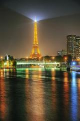 Eiffel Tower (gpa.1001) Tags: paris france eiffeltower seineriver hdr nikon d700