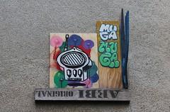 Muga_6986 passage Saint Bernard Paris 11 (meuh1246) Tags: streetart paris muga passagesaintbernard paris11