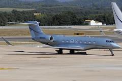Z) Bank of UtahTrustee Gulfstream VI N650GL GRO 13/08/2016 (jordi757) Tags: airplanes avions nikon d300 gro lege girona costabrava gulfstream gulfstreamvi gvi g650 n650gl