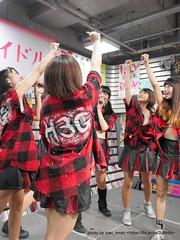 "HOT HEAT HEAT GIRLS 1st single ""JUMP"" リリースイベントミニライブ"