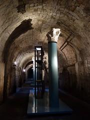 Underneath the baths (markhorrell) Tags: rome romanantiquities baths caracalla
