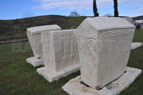 Radimlja  - nekropolisz22