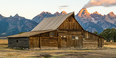 ED-8323 (vishalnayyar2014) Tags: barn grand teton natio