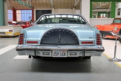 1979 Lincoln Continental Mk 5 Collectors Series (crusaderstgeorge) Tags: 1973lincolncontinentalmk5collectorsseries 1973 lincoln continental mk 5 collectors series cars classiccars americancars americanclassiccars bluecars mk5 collectorsseries motormuseumlondon london museum crusaderstgeorge