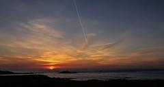Ile de Batz (Herb) Tags: sunset sky bretagne ciel isle coucherdesoleil finistre le ledebatz isleofbatz