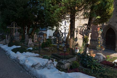 Salzburg - St. Peter's Cemetery