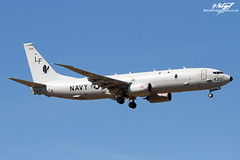 Boeing P-8A Poseidon 168430 - United States Navy - Exercise Joint Warrior 2015-1 (BenSMontgomery) Tags: scotland war exercise united navy maritime april warrior states boeing poseidon usn eagles patrol joint raf moray squadron lossiemouth 20151 2015 p8 vp16 p8a 168430
