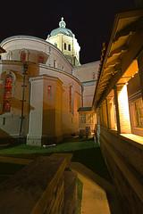 Church thru Arch